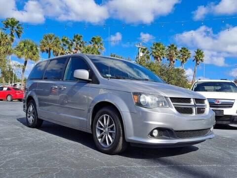 2014 Dodge Grand Caravan for sale at Select Autos Inc in Fort Pierce FL