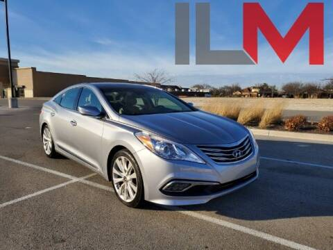 2016 Hyundai Azera for sale at INDY LUXURY MOTORSPORTS in Fishers IN