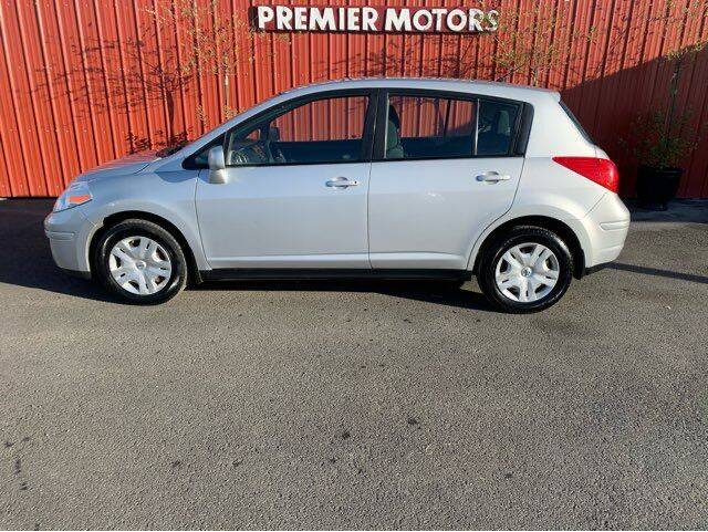 2011 Nissan Versa for sale at PremierMotors INC. in Milton Freewater OR