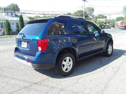 2008 Pontiac Torrent for sale at GREAT MEADOWS AUTO SALES in Great Meadows NJ