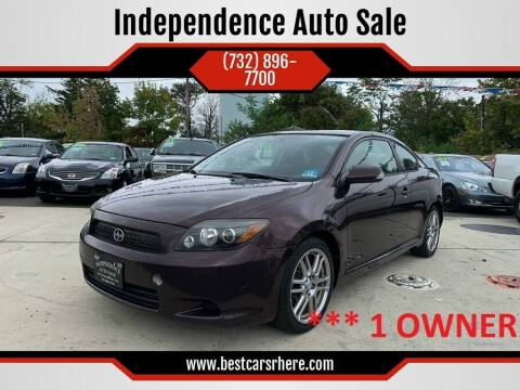 2010 Scion tC for sale at Independence Auto Sale in Bordentown NJ