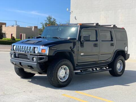 2005 HUMMER H2 for sale at Santos Autos in Bradenton FL