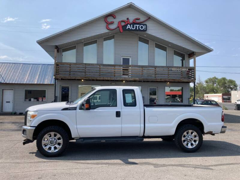 2011 Ford F-250 Super Duty for sale at Epic Auto in Idaho Falls ID