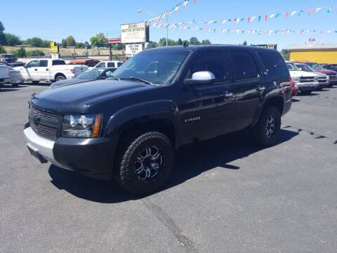 2007 Chevrolet Tahoe for sale at Boise Motor Sports in Boise ID