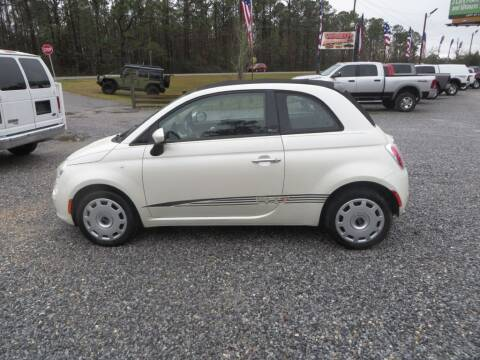 2015 FIAT 500c for sale at Ward's Motorsports in Pensacola FL