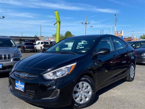 2017 Hyundai Accent for sale at Kargar Motors of Manassas in Manassas VA