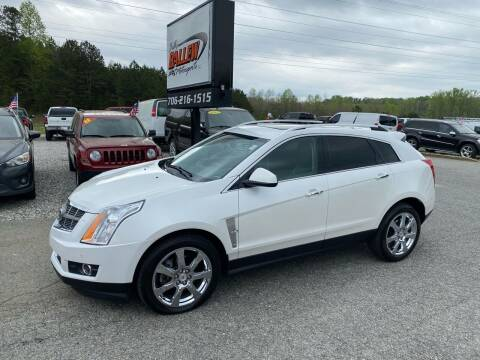 2011 Cadillac SRX for sale at Billy Ballew Motorsports in Dawsonville GA