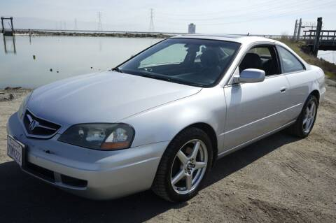 2003 Acura CL for sale at Sports Plus Motor Group LLC in Sunnyvale CA