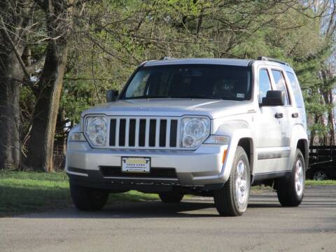 2012 Jeep Liberty for sale at Loudoun Used Cars in Leesburg VA