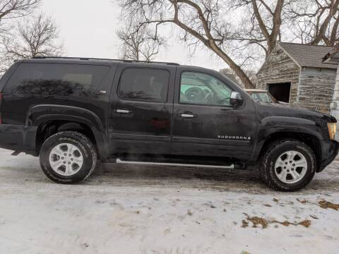 2007 Chevrolet Suburban for sale at Second Chance Auto in Sioux Falls SD