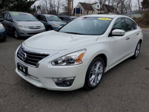 2013 Nissan Altima for sale at CENTRAL GROUP in Raritan NJ