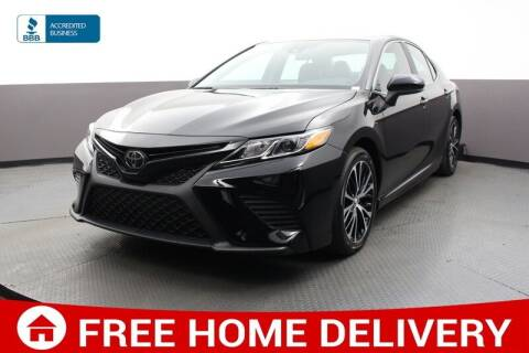 2020 Toyota Camry for sale at Florida Fine Cars - West Palm Beach in West Palm Beach FL