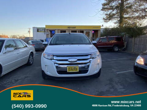 2011 Ford Edge for sale at Mix Cars in Fredericksburg VA