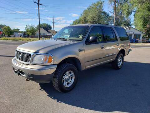2002 Ford Expedition for sale at Progressive Auto Sales in Twin Falls ID