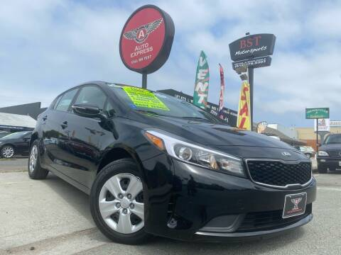 2017 Kia Forte5 for sale at Auto Express in Chula Vista CA