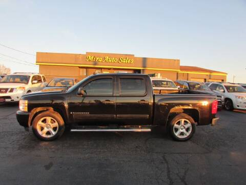 2008 Chevrolet Silverado 1500 for sale at MIRA AUTO SALES in Cincinnati OH