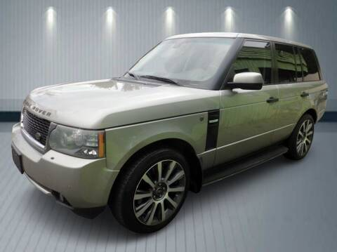 2010 Land Rover Range Rover for sale at Klean Carz in Seattle WA