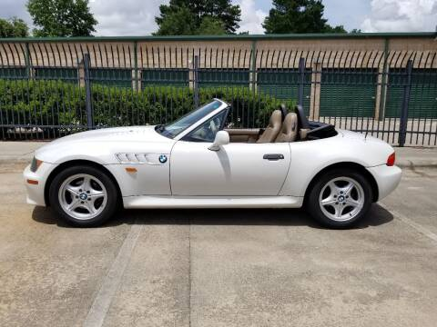 1999 BMW Z3 for sale at Hollingsworth Auto Sales in Wake Forest NC
