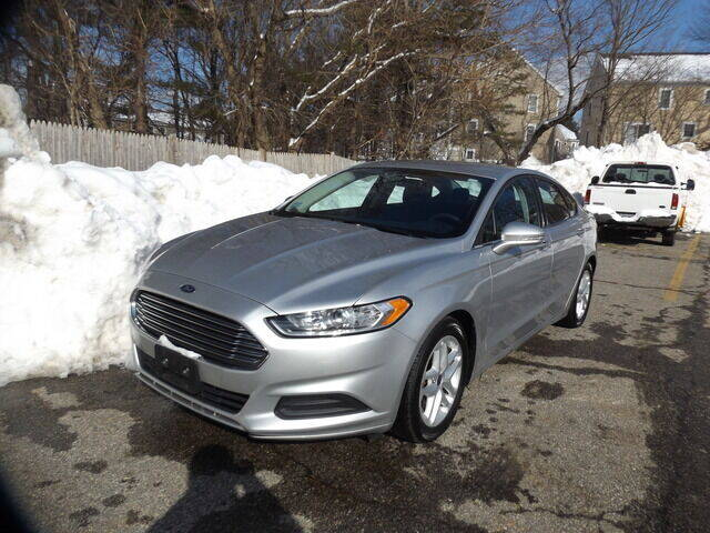 2016 Ford Fusion for sale at Wayland Automotive in Wayland MA