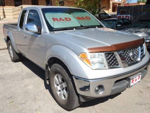 2006 Nissan Frontier for sale at R & D Motors in Austin TX