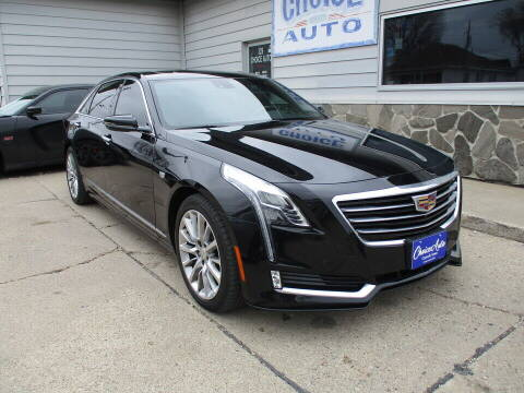 2017 Cadillac CT6 for sale at Choice Auto in Carroll IA