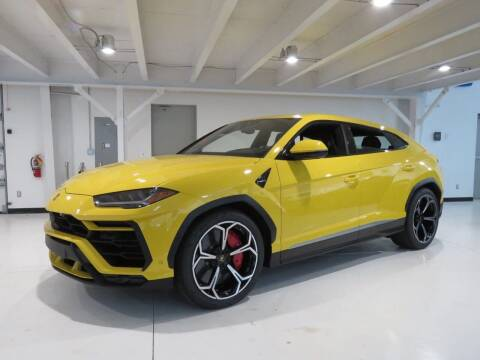 2019 Lamborghini Urus for sale at Cabriolet Motors in Morrisville NC