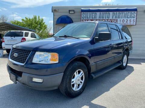 2003 Ford Expedition for sale at Silver Auto Partners in San Antonio TX