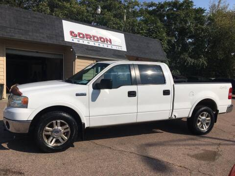 2006 Ford F-150 for sale at Gordon Auto Sales LLC in Sioux City IA