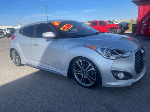 2014 Hyundai Veloster for sale at Top Line Auto Sales in Idaho Falls ID