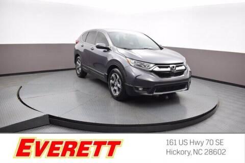 2019 Honda CR-V for sale at Everett Chevrolet Buick GMC in Hickory NC