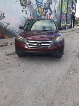 2014 Honda CR-V for sale at Rosa's Auto Sales in Miami FL