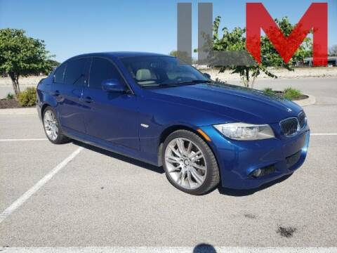 2011 BMW 3 Series for sale at INDY LUXURY MOTORSPORTS in Fishers IN
