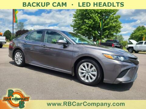 2020 Toyota Camry for sale at R & B Car Company in South Bend IN