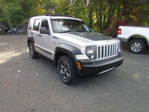 2011 Jeep Liberty for sale at Nutmeg Auto Wholesalers Inc in East Hartford CT