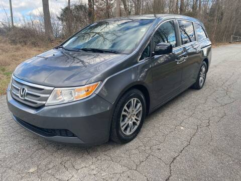 2012 Honda Odyssey for sale at Speed Auto Mall in Greensboro NC