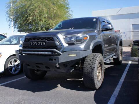 2017 Toyota Tacoma for sale at CarFinancer.com in Peoria AZ
