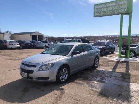 2012 Chevrolet Malibu for sale at Independent Auto in Belle Fourche SD