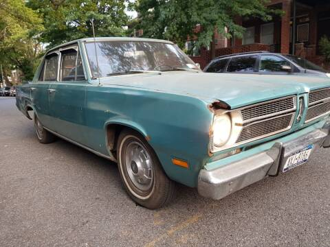 1967 Plymouth Valiant for sale at Seewald Cars - Brooklyn in Brooklyn NY