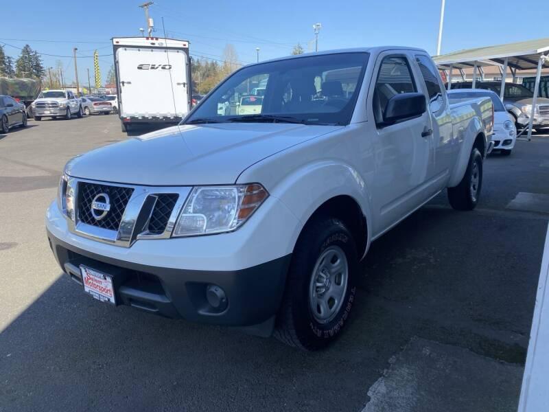 2013 Nissan Frontier for sale at Salem Motorsports in Salem OR
