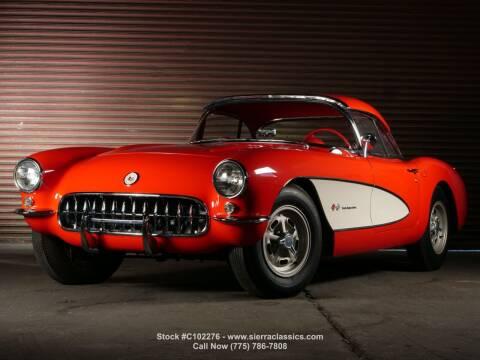 1957 Chevrolet Corvette for sale at Sierra Classics & Imports in Reno NV