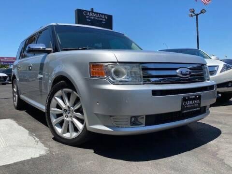 2012 Ford Flex for sale at Carmania of Stevens Creek in San Jose CA