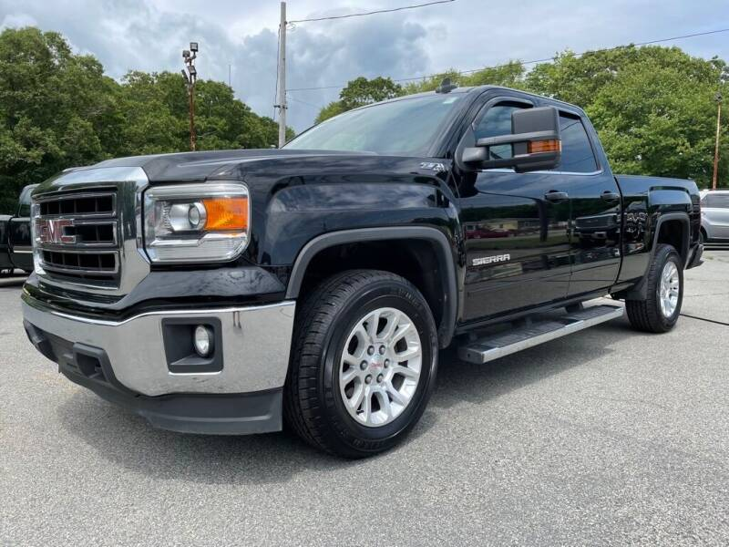 2015 GMC Sierra 1500 for sale at RRR AUTO SALES, INC. in Fairhaven MA