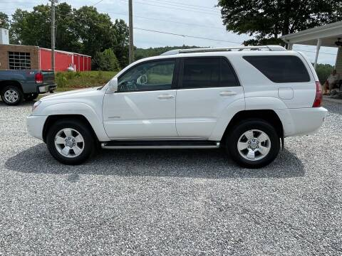 2004 Toyota 4Runner for sale at Judy's Cars in Lenoir NC