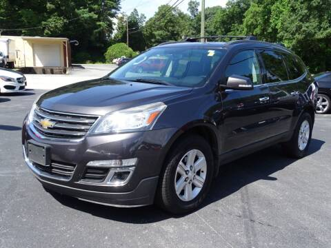 2014 Chevrolet Traverse for sale at Luxury Auto Innovations in Flowery Branch GA