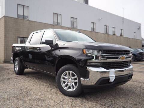 2021 Chevrolet Silverado 1500 for sale at Mirak Hyundai in Arlington MA
