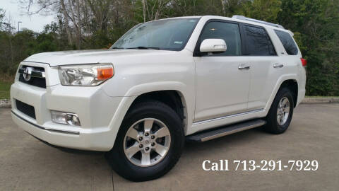 2011 Toyota 4Runner for sale at Houston Auto Preowned in Houston TX