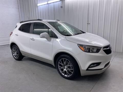 2019 Buick Encore for sale at JOE BULLARD USED CARS in Mobile AL