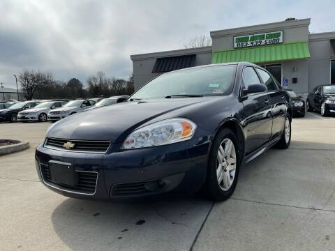 2011 Chevrolet Impala for sale at Cross Motor Group in Rock Hill SC