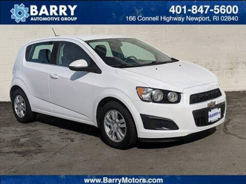 2016 Chevrolet Sonic for sale at BARRYS Auto Group Inc in Newport RI