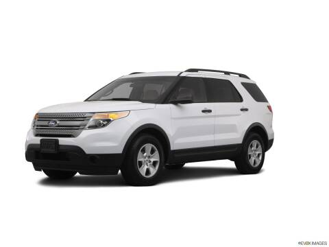 2013 Ford Explorer for sale at SULLIVAN MOTOR COMPANY INC. in Mesa AZ